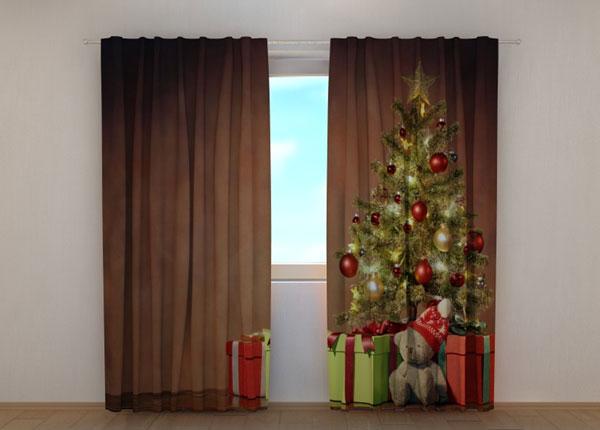 Puolipimentävä verho Christmas Surprise 2 240x220 cm ED-146947