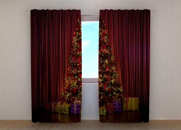 Pimennysverho Christmas Tree 240x220 cm ED-146959