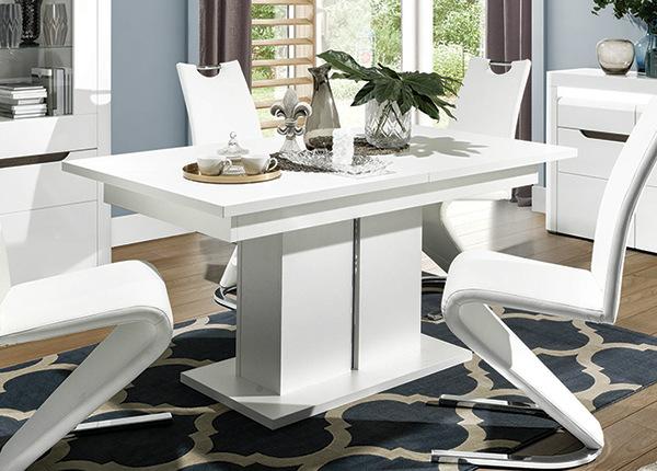 Jatkettava ruokapöytä 160x200x90 cm TF-147013