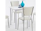 Ruokapöytä ANNA 70x70 cm SM-28546