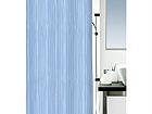 Kankainen suihkuverho RAYA, sininen 180x200 cm UR-29520