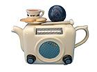 Koriste-esine /teekannu RADIO NN-35503