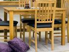 Tamminen ruokapöytä GLOUCESTER 75x120 cm EV-35560
