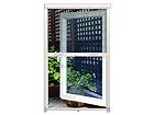 Hyönteissuoja-rullaverho ikkunan raameihin 80x170 cm FS-38294
