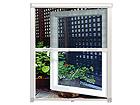 Hyönteissuoja-rullaverho ikkunan raameihin 100x170 cm FS-38300