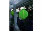 Puutarhavalaisin aurinkopaneelilla RICE BALL LED AA-38735