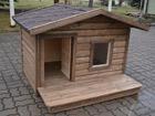Lämpöeristetty koirankoppi huopakatolla BÖSE TN-39084