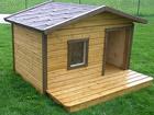 Koirankoppi lämpöeristyksellä+terassi ROCCO TN-39095