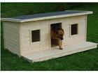 Lämpöeristetty koirankoppi CHARLY 2-le koiralle TN-39108