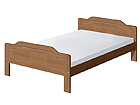 Sänky CLASSIC 3 100x200 cm, mänty AW-40184