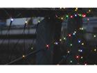 Valoverho ulkotiloihin BLACK MICRO 2x1,5 cm AA-42810