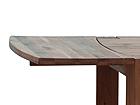 Ruokapöydän jatko-osa 50x95 cm PHILADELPHIA, tammi EV-43491