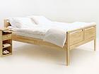 Sänky SENIORI 120x200 cm, koivu KT-43718