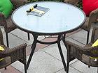 Puutarhapöytä SOLAR EV-49443