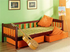 Lasten sänkysarja SUSANNA, mänty 80x180 cm TF-50518