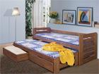 Lasten sänkysarja 2-osainen TOM, mänty 80x180 cm TF-51164