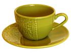 Kahvikupit ja alustat PITSI, 6 kpl ET-51829
