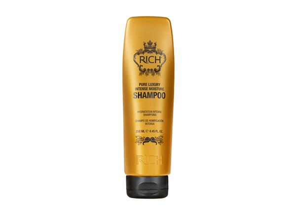 Tehokkaasti kosteuttava ja elvyttävä shampoo RICH Pure Luxury 250ml SP-52898