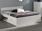 Sänkysarja INFINITY 140x200 cm valkoinen MA-53266