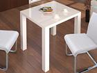Ruokapöytä ATHENE 80x80 cm