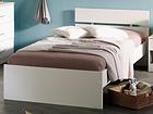 Sänky INFINITY 90x200 cm, valkoinen MA-54599