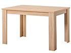 Jatkettava ruokapöytä STANDARD 80x120-153 cm AQ-56758
