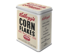 Peltipurkki CORN GLALKES THE ORIGINAL 3 L SG-61656