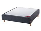 SLEEPWELL jenkkisänky BLACK MULTIPOCKET 140x200 cm SW-63658