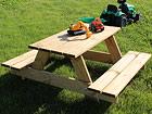 Lasten puutarhakalusteet, mänty MP-63910