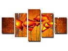 Viisiosainen seinätaulu KALLA ED-65573