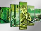 Viisiosainen seinätaulu BUDDHA ED-65600