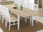 Ruokapöytä PARIS 95x180 cm AQ-66630