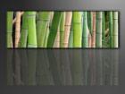 Seinätaulu BAMBU 120x40 cm ED-67538
