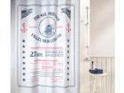 Tekstiili suihkuverho SPIRELLA SAG HARBOUR UR-67748