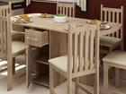 Klaffipöytä 80x100-160 cm TF-67825