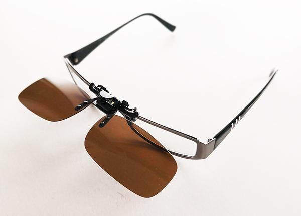 Polaroidut ruskeat linssit silmälaseihin MH-68609