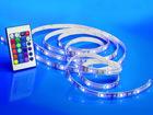 LED-valoketju 3m+RGB kaukosäädin LH-69912