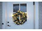 Jouluseppele LED valoilla 50 cm