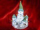 Lumiukon perhe LED valot HÜ-70979