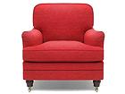 Nojatuoli BERGEN untuvatyynyillä TP-71382