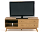 TV-taso KENSAL TV UNIT LARGE-OAK