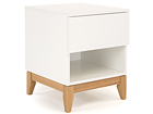 Yöpöytä BLANCO SIDE TABLE WO-73403