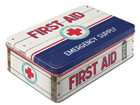 Peltipurkki FIRST AID EMERGENCY SUPPLY 2,5 L SG-73509