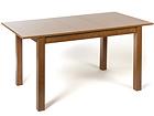 Jatkettava ruokapöytä TRENTO 80x120-150 cm