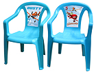 Lasten tuolit LENTOKONEET, 2 kpl SI-74068