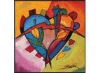 Matto BALANCED LOVE II 85x85 cm A5-74298