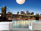 Kuvatapetti MANHATTAN BROOKLYN BRIDGE 200x280 cm ED-75084