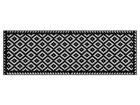 Matto TABUK BLACK & WHITE 60x180 cm A5-77312