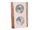 Saunan lämpö- ja kosteusmittari RH-77761