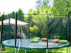 Turvaverkko ilman tukipylväitä 3,04 m trampoliiniin EV-78092